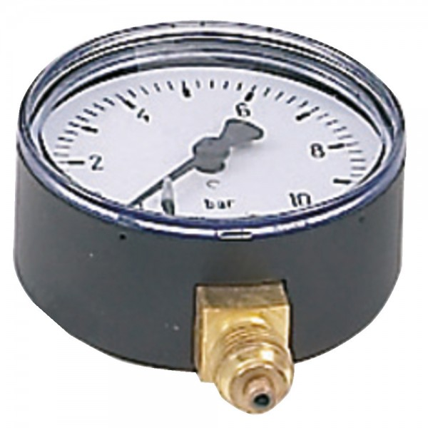 Manometer, 0 - 10 bar