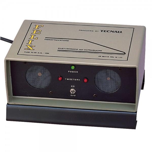 Deratiseur électronique à fréquence variable