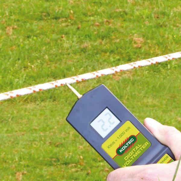 Voltmètre digitale