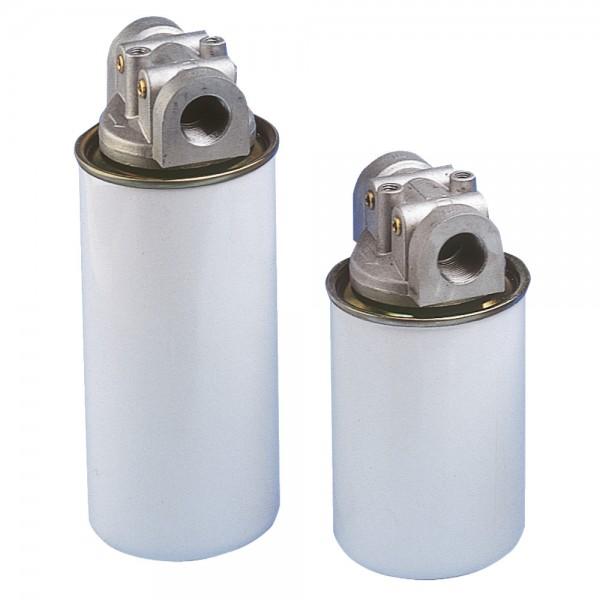 filtre d'aspiration pour installation dans le tuyau