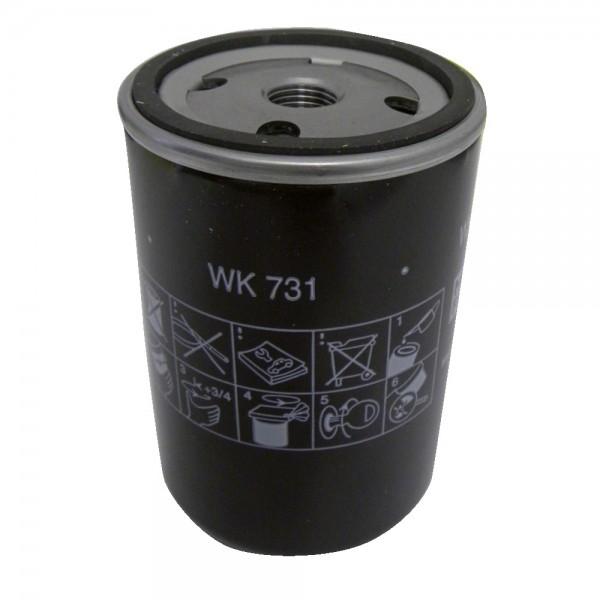 Kraftstofffilter-Patrone WK731
