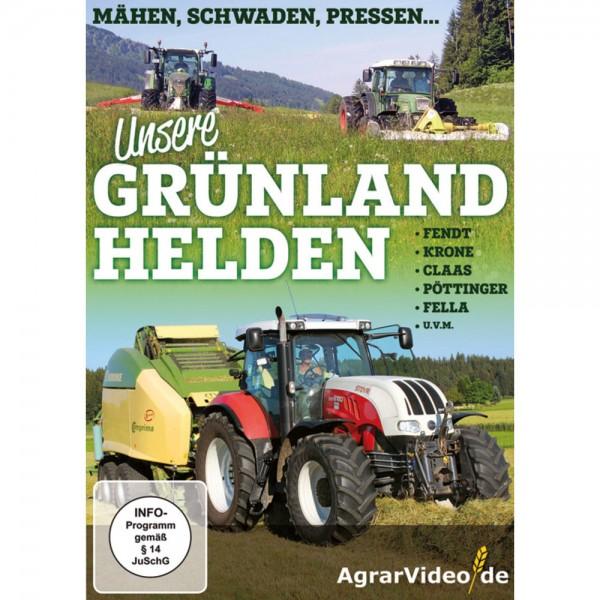 Unsere Grünland-Helden DVD