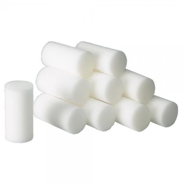 Éponges de nettoyage pour systèmes de traite