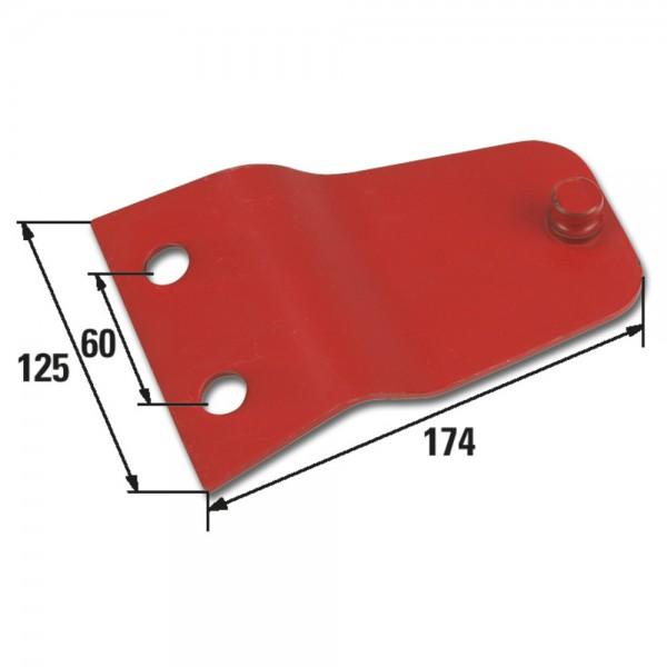 Fixation de couteau rotatif convient à Fella, Niemeyer
