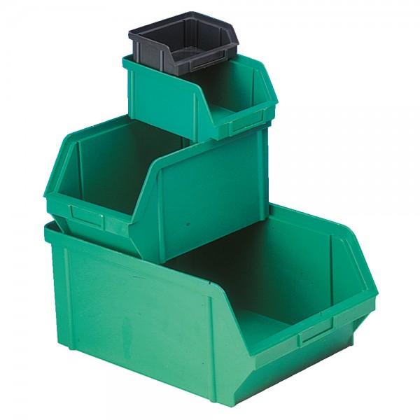 Bac gerbable en PVC pour les utilisations les plus difficiles