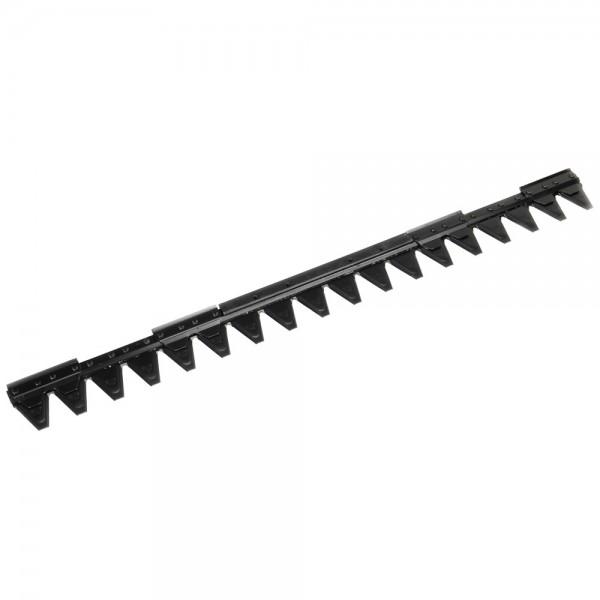 couteau pour AGRIA 5100, 5300, 5400, barre de coupe ESM, 4 trous filetés M8, espacement des trous 10