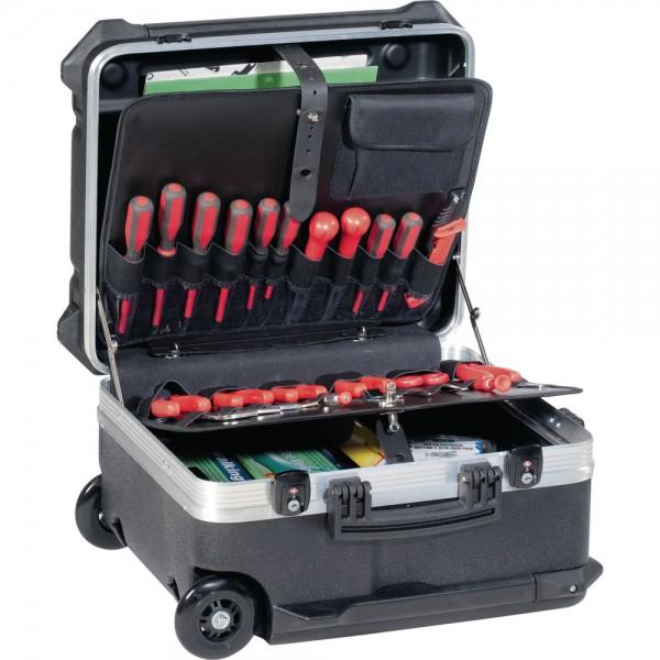 Boîtier intérieur L470xP390xH300mm HDPE 64 l