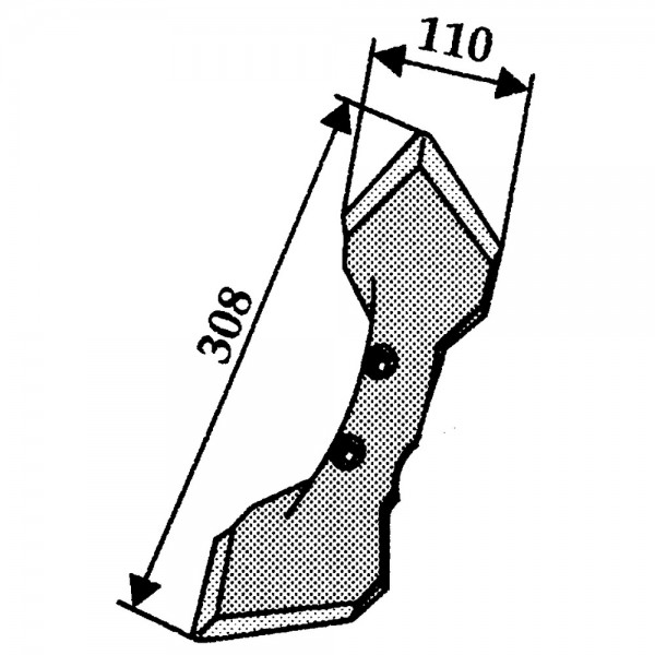 Schar K31, 6 mm