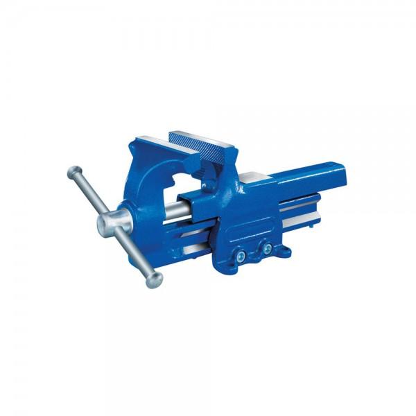Etau parallèle largeur mâchoire 140 mm largeur de serrage 200 mm forgé profondeur de serrage 85,5 mm