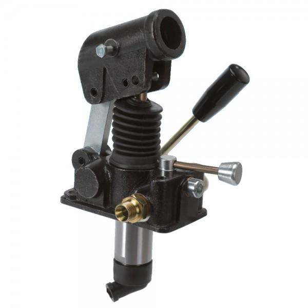 Pompe manuelle pour la construction de réservoir, double effet, double action