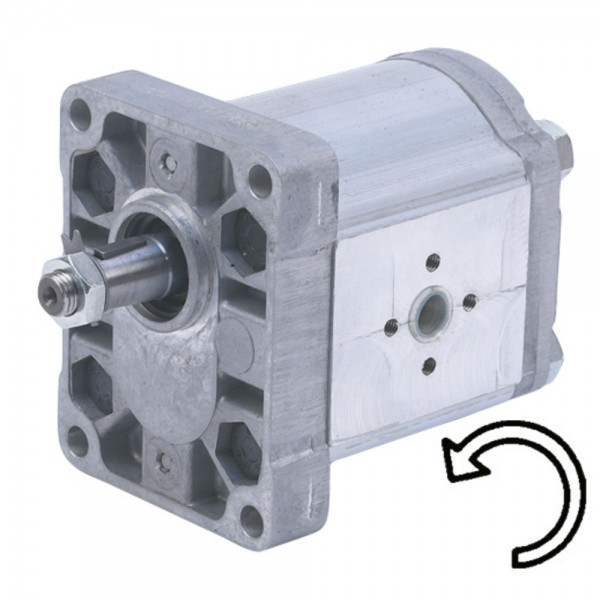 Hydraulikpumpe BG2, 17 cm³/Umdr., links