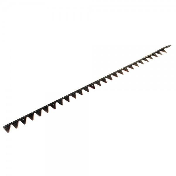 couteau convient pour AEBI TT33 Mähtrac avec faucheuse frontale Bidux, Busatis faucheuse à double l
