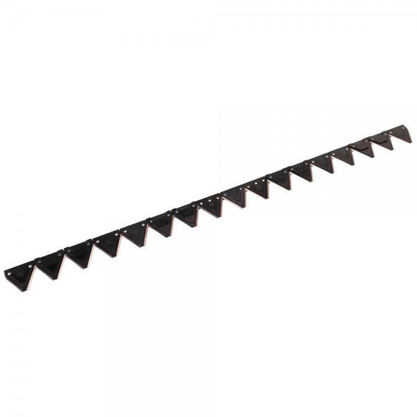 couteau convient pour Reform Type 58, 158, 258, 110, 111, 112 avec trous ovals, espacement des trous