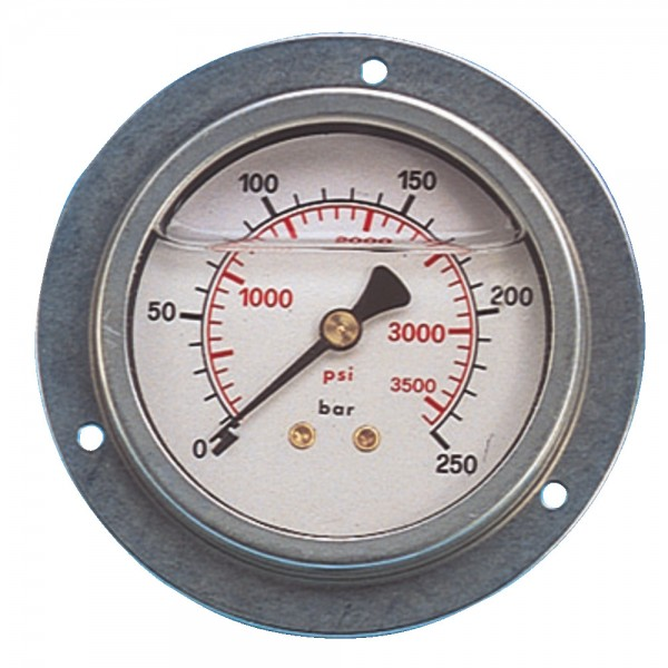 Hydraulik-Manometer Ø 63 mm